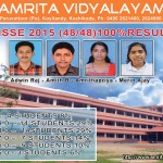 AISSE RESULTS, 2015